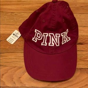 NWT Victoria's Secret Pink Brand hat